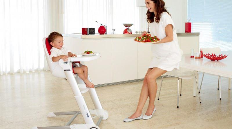 Выбор стульчика для кормления