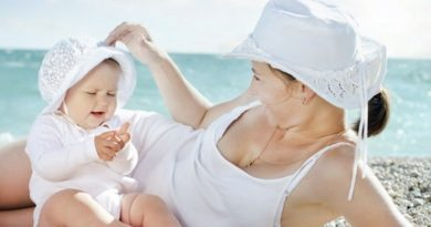 8 советов для облегчения акклиматизации ребенка во время отпуска