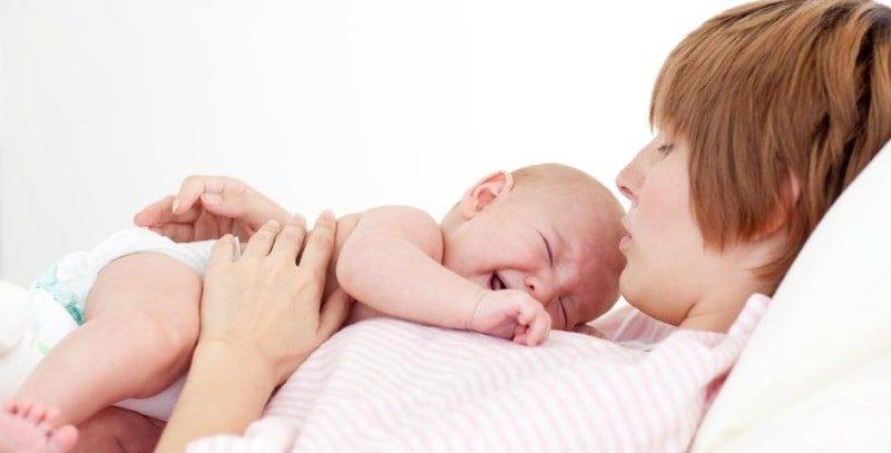 Два признака недоедания у малыша