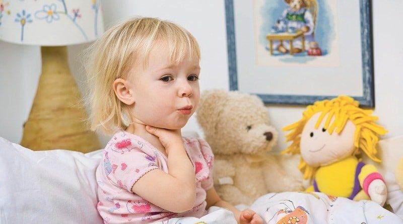 Почему ребенок часто болеет ангиной
