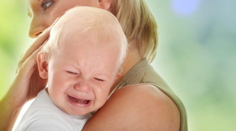 Ребенок ударился головой