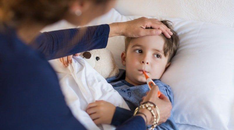 Ребенок часто болеет