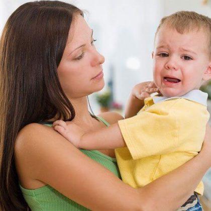 первые симптомы краснухи детей
