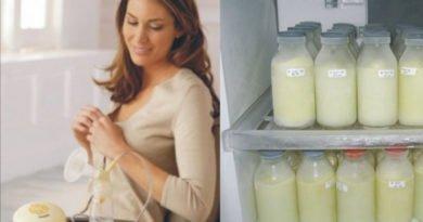 срок хранения сцеженного молока