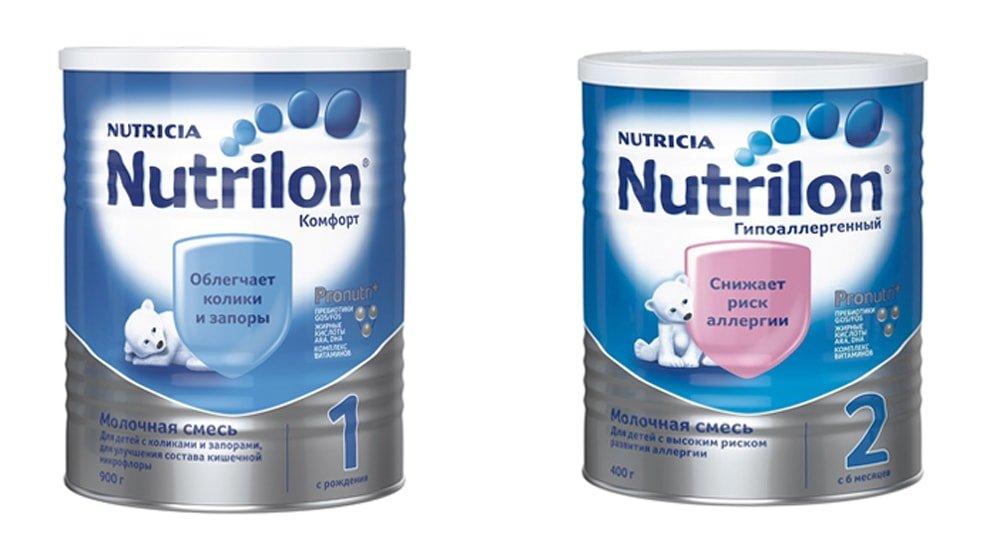 Nutrilon Комфорт Premium 1 - обзор, отзывы о детской смеси Нутрилон Комфорт Премиум 1