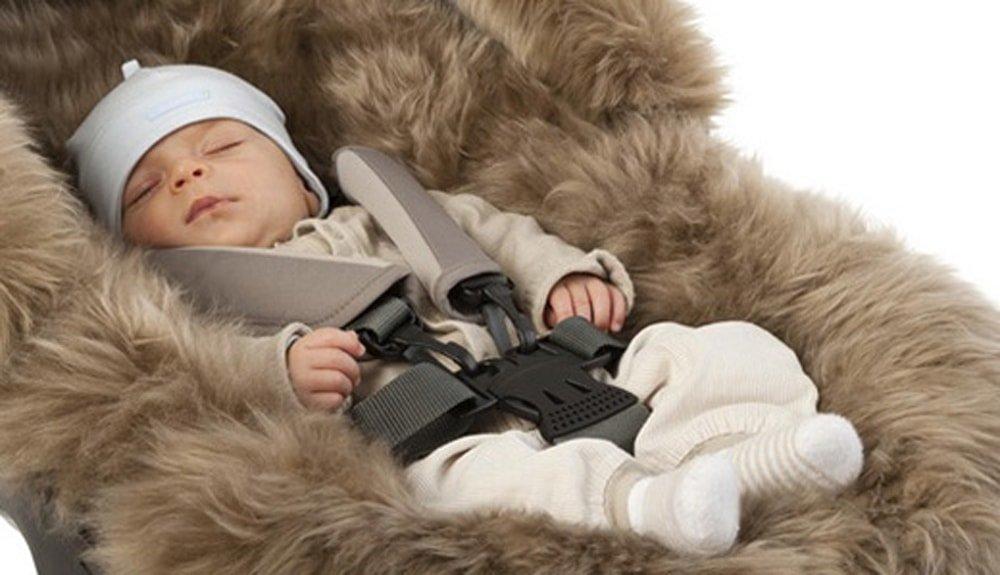 как правильно одеть новорожденного на прогулку зимой