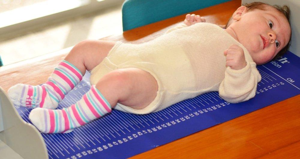 Таблица веса недоношенных детей до года