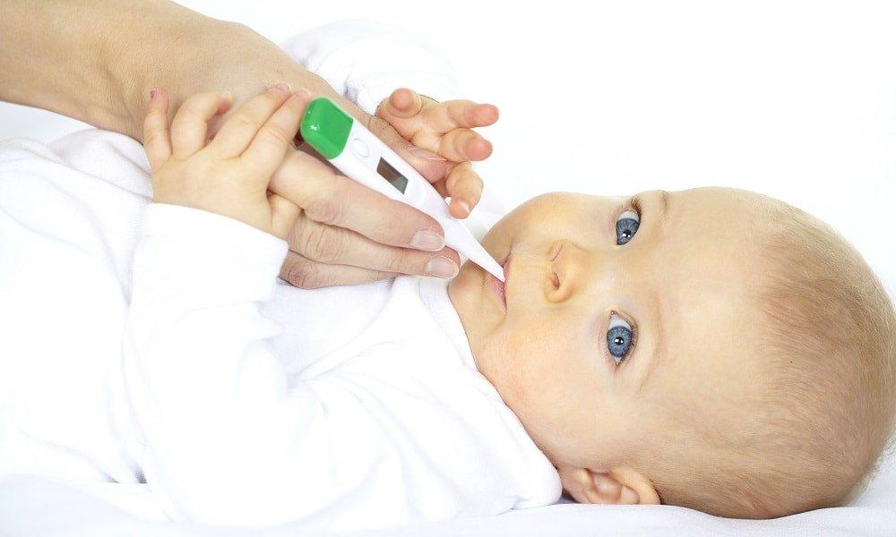 температура у грудного ребенка