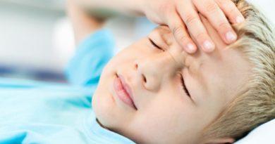 у ребенка температура 38 без симптомов простуды