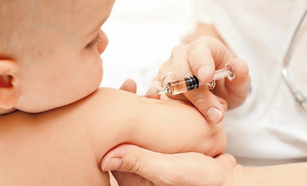 прививка против кори
