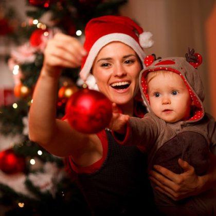 новый год для ребенка