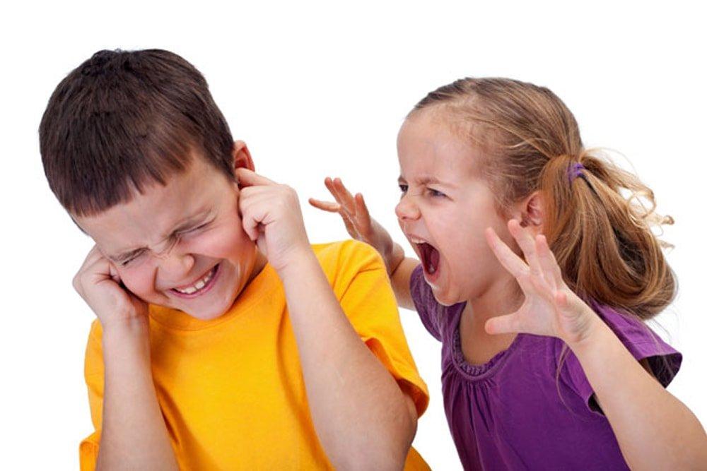 Конфликты на детской площадке как не довести до драки