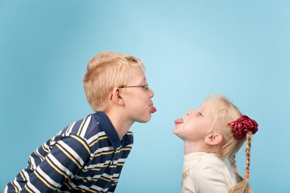 дружба и ссоры детей
