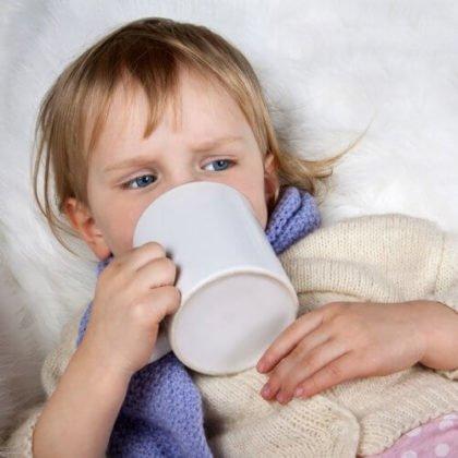 причины лающего кашля детей