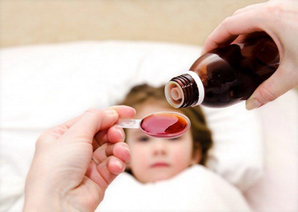 лечение лающего кашля