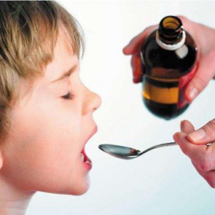 Применение лекарства во время болезни