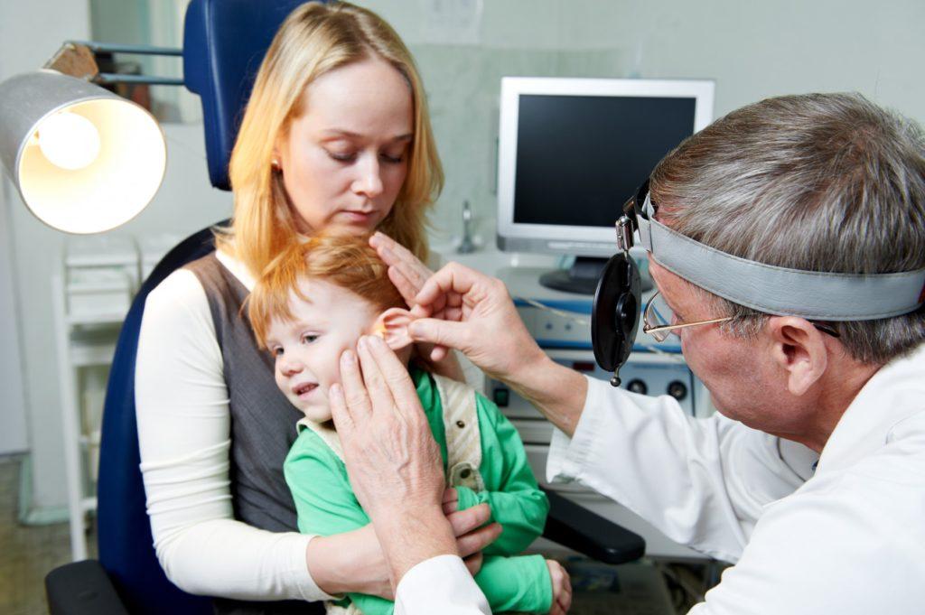 Наблюдение за ребенком после выздоровления