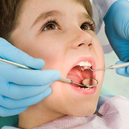 Прием у дантиста