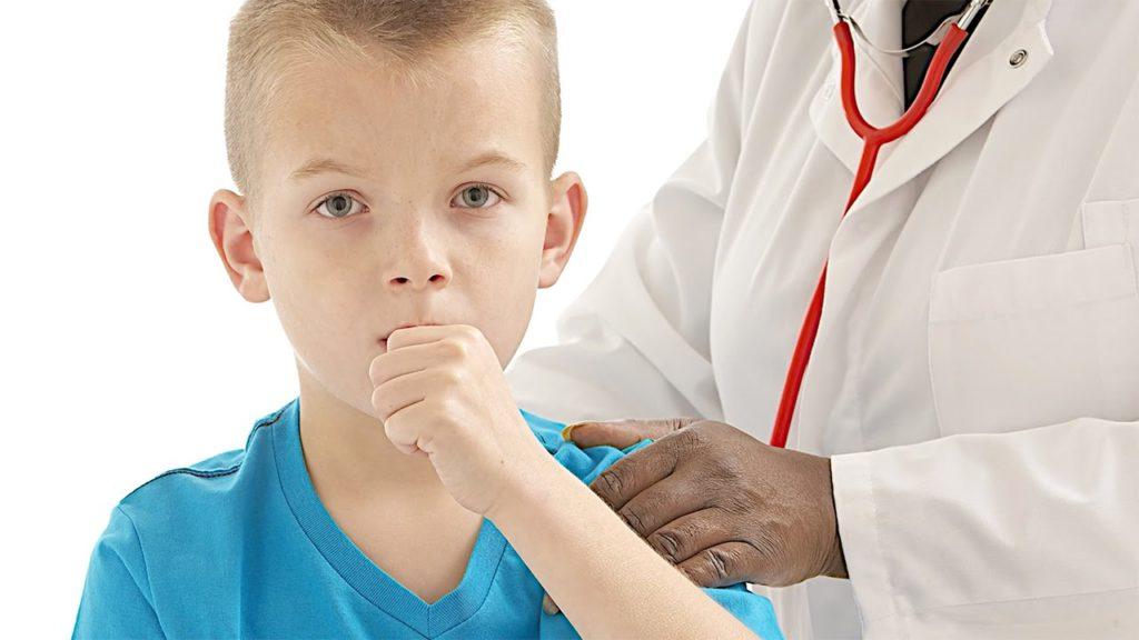 Причины бронхита у детей