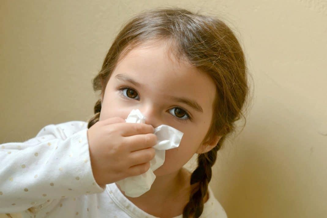 Признаки гайморита у ребенка 10 лет