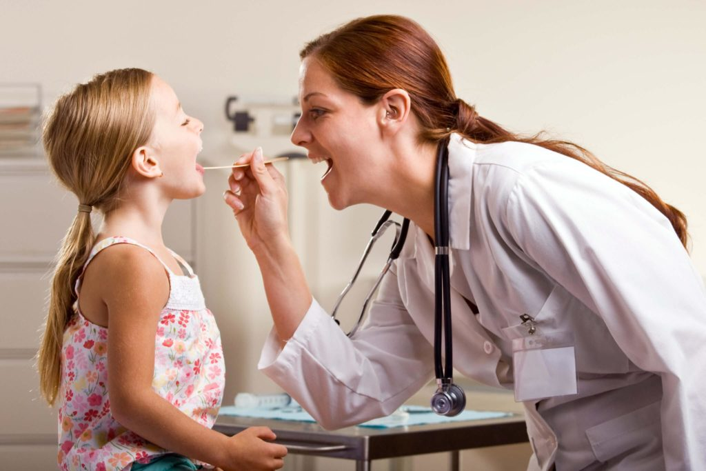 Герпетическая ангина у детей фото лечение симптомы