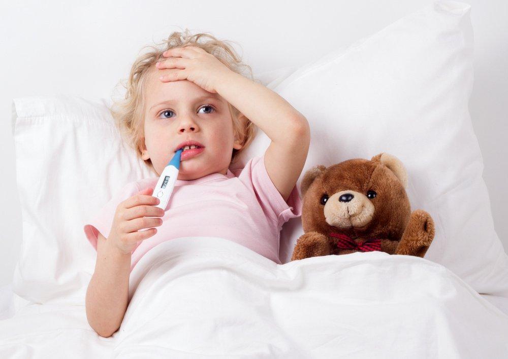 Физиология ребенка