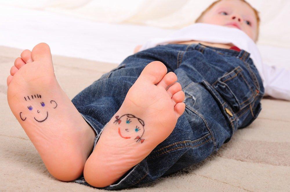 Плоскостопие у детей (39 фото): причины и лечение в домашних условиях, как определить диагноз