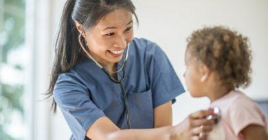 Течение пневмонии у детей