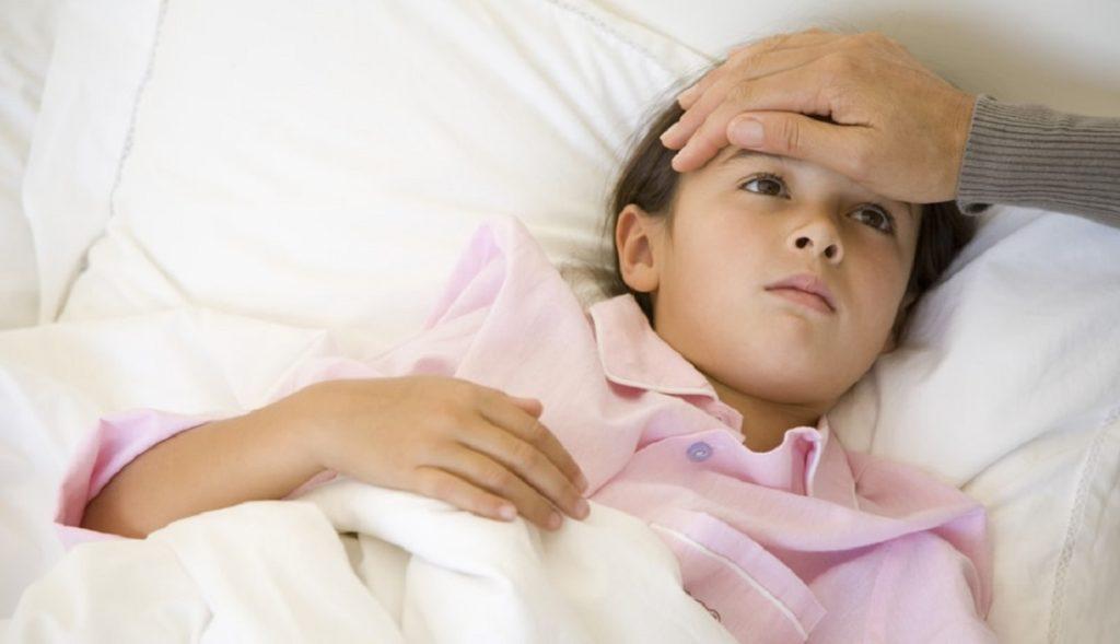 Лихорадка, рвота, понос у детей
