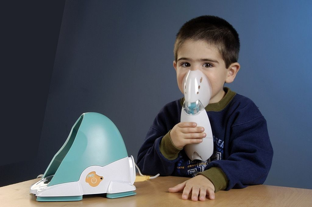 Выбор небулайзера для лечения насморка
