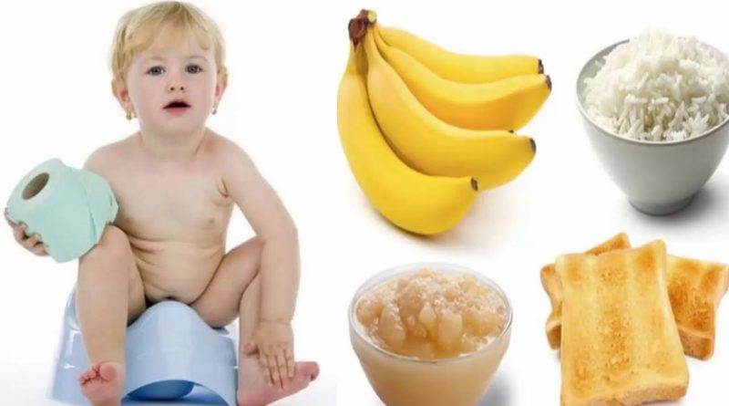 Жидкий стул у ребёнка