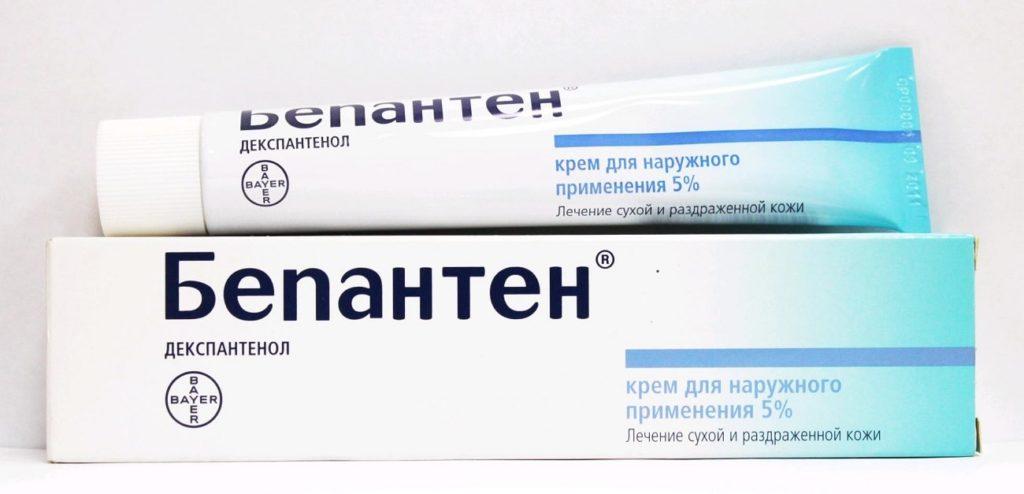 Мази и кремы при пелёночном дерматите