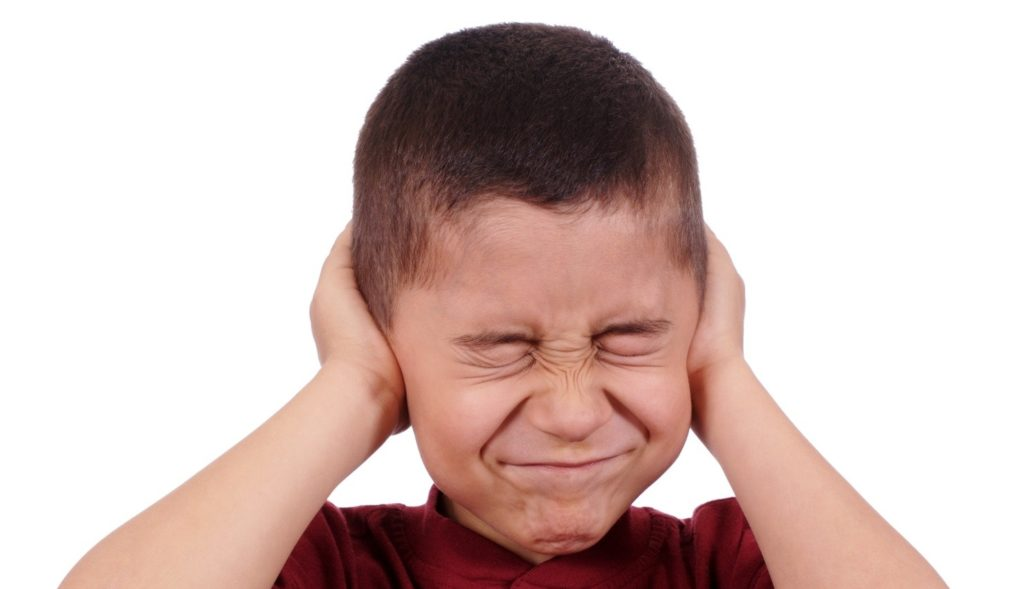 Нарушения речи и слуха