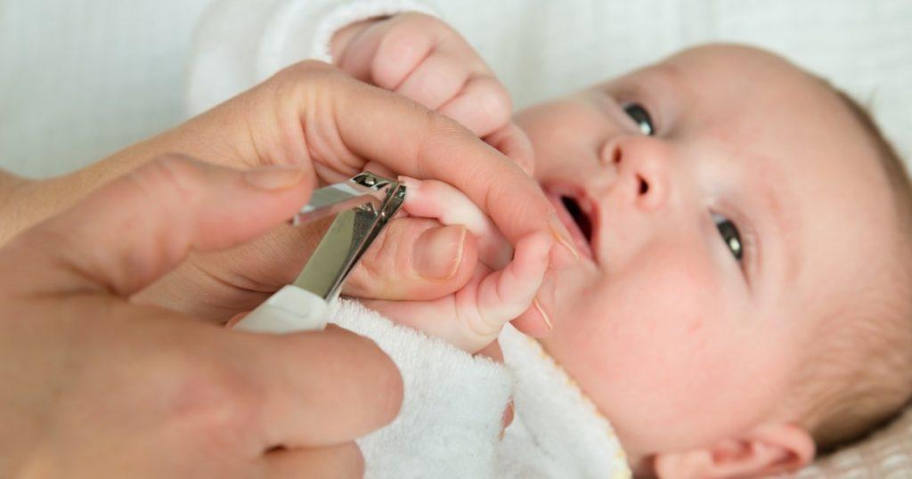 Гигиена грудного ребенка