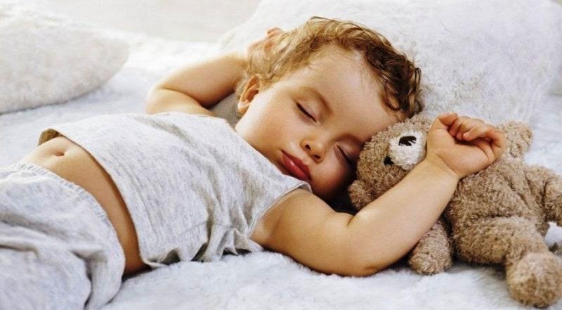 Факторы, ассоциированные с организацией сна младенца