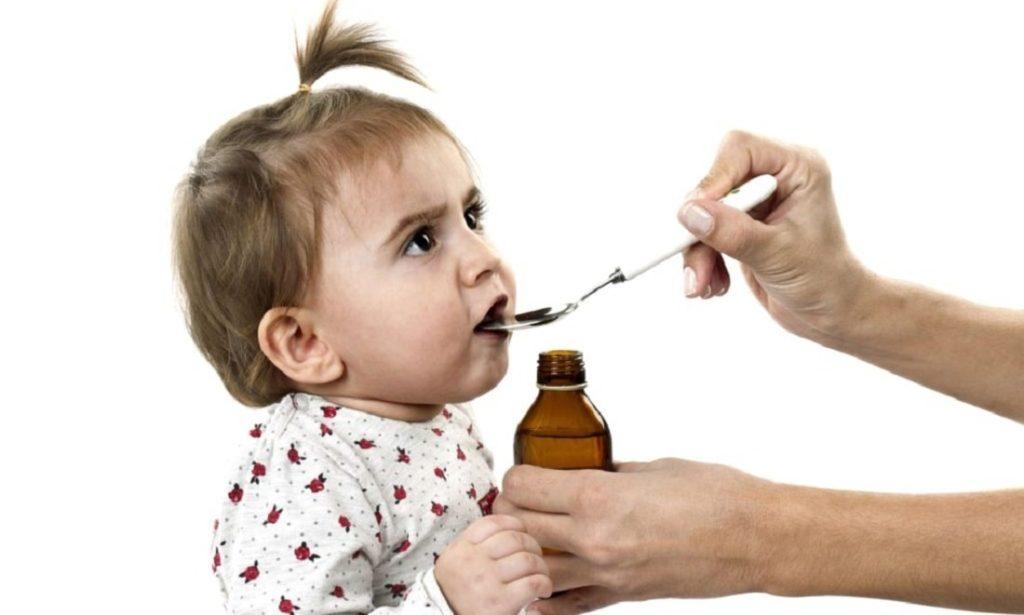 Стоптуссин для лечения детей