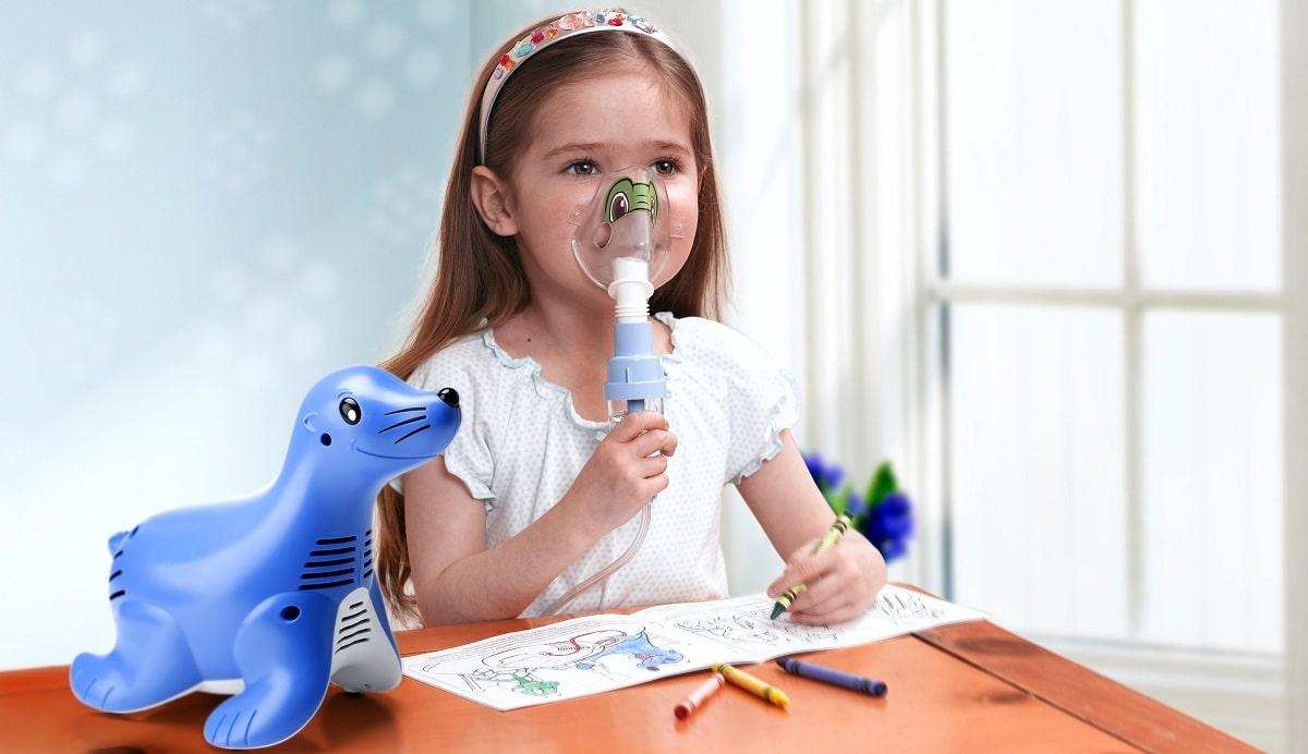 Можно ли делать ингаляции при температуре детям небулайзером