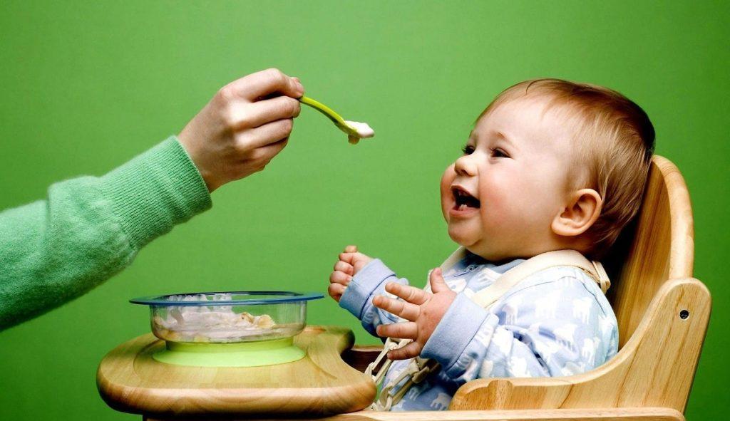 Чем накормить ребёнка в 9 месяцев