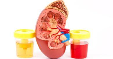 Эритроциты в моче у ребёнка