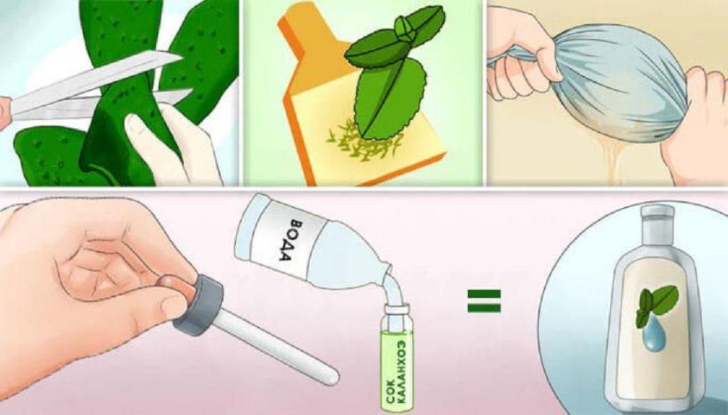 Как приготовить сырье