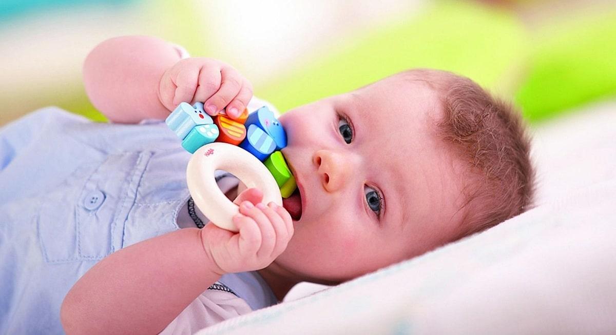 Прорезыватель для зубов с водой как пользоваться