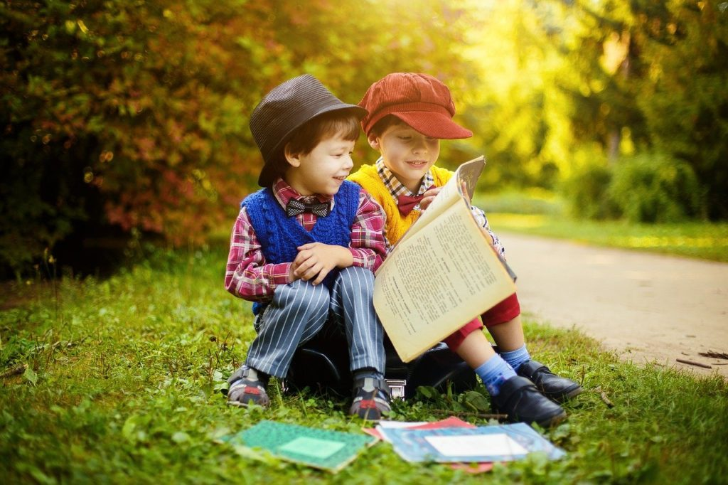 С какого возраста учить ребёнка чтению