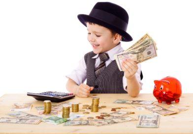 Карманные деньги для детей: нужно давать или нет