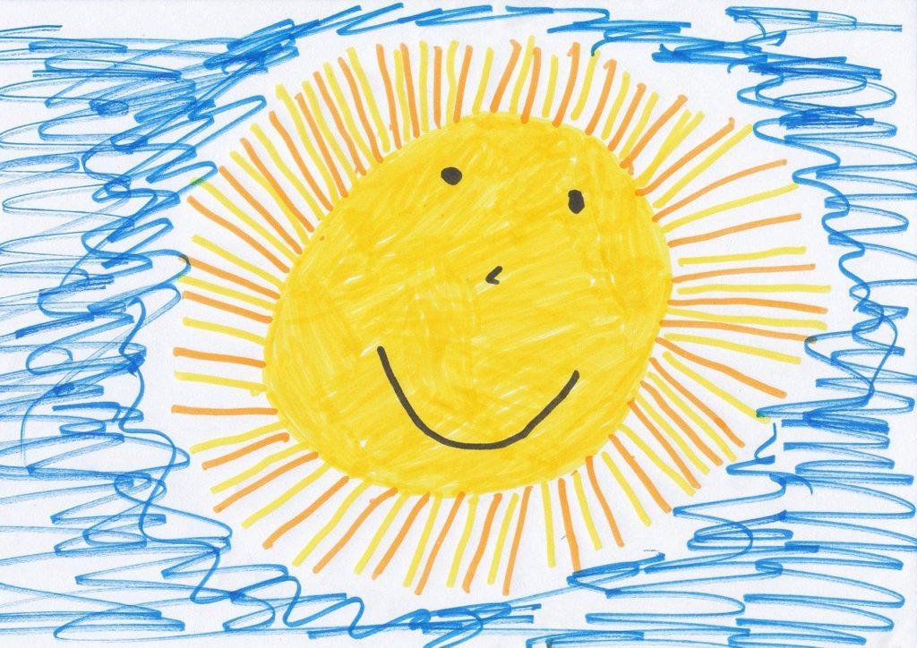 Упражнение Солнце